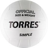 """Мяч волейбольный Torres """"Simple"""" №5"""