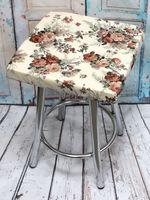 """Подушка на стул """"Cuadro Concept. Розы и Папаратник"""" (33х33 см)"""