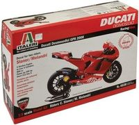 "Мотоцикл ""DUCATI DESMOSEDICI 2008"" (масштаб: 1/9)"