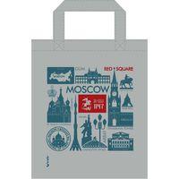 """Сумка """"Москва"""" (серая)"""