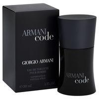 """Туалетная вода для мужчин Giorgio Armani """"Code"""" (30 мл)"""