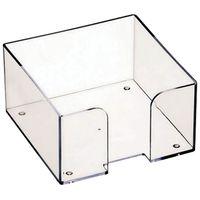 Подставка для бумажного блока (прозрачная)