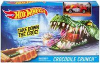 """Игровой набор """"Hot Wheels. Скрежет крокодила"""""""