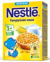 """Детская каша Nestle """"Молочная кукурузная"""" (220 г)"""