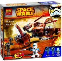 """Конструктор """"Space Wars. Дроид поддержки"""" (163 детали)"""