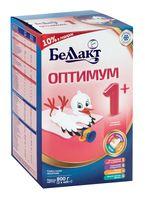 """Сухая молочная смесь Беллакт """"Оптимум 1+"""" (800 г)"""