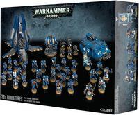 """Набор миниатюр """"Warhammer 40.000. Space Marine Strikeforce"""" (48-08)"""