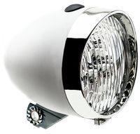 """Фонарь передний для велосипеда """"HW 160302"""" (белый)"""