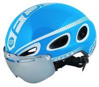 """Шлем велосипедный """"Hornet"""" (L; синий)"""