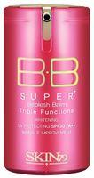 "BB крем для лица ""Super Plus Beblech Balm Triple Functions"" SPF 30+ тон: hot pink"