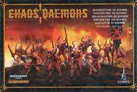 "Набор миниатюр ""Warhammer. Daemons. Bloodletters Of Khorne"" (97-08)"
