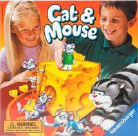 Макс гроза мышей