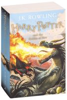 Harry Potter and the Goblet of Fire (Children Cover)