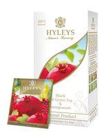 """Чай """"Hyleys. Гармония природы"""" (25 пакетиков; с гранатом)"""