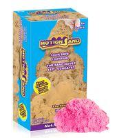 """Кинетический песок """"Motion Sand"""" (розовый; 0,8 кг)"""