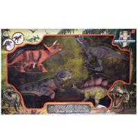 """Набор фигурок """"Динозавры"""" (4 шт.; арт. DV-T-967)"""