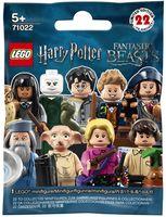 "LEGO Minifigures ""Гарри Поттер и Фантастические твари"""