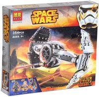 """Конструктор """"Space Wars. Космический истребитель"""" (354 детали)"""