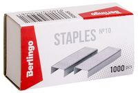 Скобы для степлера №10 (1000 шт.; оцинкованные)
