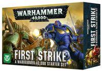Warhammer 40.000. First Strike. Starter Set. Easy to Build (40-04-60)