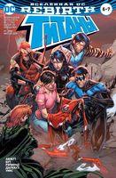 Вселенная DC. Rebirth. Титаны №6-7. Красный Колпак и Изгои №3