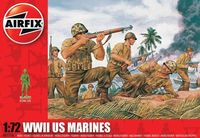 "Набор миниатюр ""Морской корпус США WW.II"" (масштаб: 1/72)"