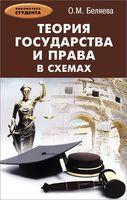 Теория государства и права в схемах