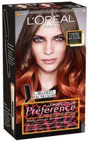 """Краска для волос """"Preference Color Ombres"""" (тон: 7.4, медный)"""