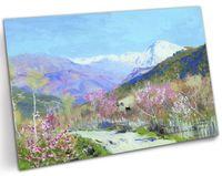 """Открытка """"Левитан. Весна в Италии"""" (арт. 0007)"""