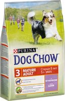 "Корм сухой для собак ""Mature Adult"" (2,5 кг; ягненок)"