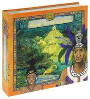 Майя. Ацтеки. Инки. Книга в форме ацтекской пирамиды
