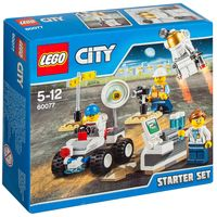 """LEGO City """"Космос для начинающих"""""""