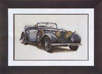 """Набор для вышивания """"Авто ADR Bergmeister 1933"""""""