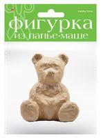 """Заготовка из папье-маше """"Медведь"""" (113х100х165 мм)"""