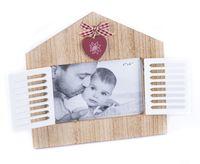Рамка деревянная (15х10 см; арт. 25418064)