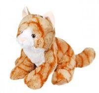 """Мягкая игрушка """"Котёнок Рыжик"""" (22 см)"""