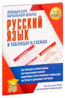 Русский язык в таблицах и схемах. 1-4 класс