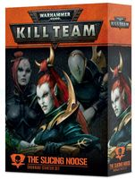Warhammer 40.000. Kill Team. Drukhari. The Slicing Noose. Starter Set (102-25-60)