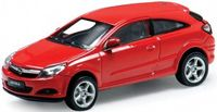 "Модель машины ""Welly. Opel Astra GTC 2005"" (масштаб: 1/34-39)"