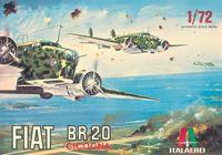 "Бомбардировщик ""BR.20 Cicogna"" (масштаб: 1/72)"