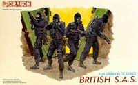 """Набор миниатюр """"British SAS"""" (масштаб: 1/35)"""