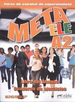Meta ELE A2. Libro del Alumno + Cuaderno de Ejercicios