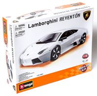 """Модель машины """"Bburago. Lamborghini Reventon"""" (масштаб: 1/18; арт. 18-15051)"""