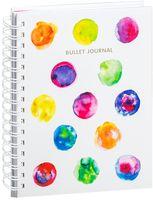 """Блокнот в точку """"Bullet Journal"""" (А5; акварель)"""