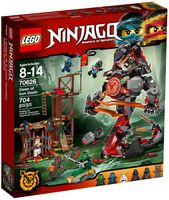 "LEGO Ninjago ""Железные удары судьбы"""