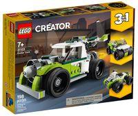 """LEGO Creator """"Грузовик-ракета"""""""