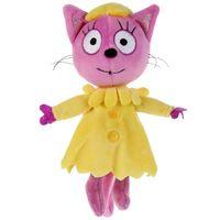 """Мягкая игрушка """"Три кота. Лапочка"""" (13 см)"""