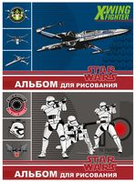 """Альбом """"Star Wars"""" (А4; 40 листов; арт. STW54/2)"""