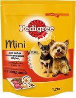 Корм сухой для собак миниатюрных пород (1,2 кг)