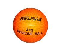 Медицинбол (3 кг; резина)